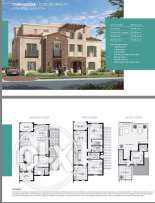 compound Mivida Emaar twin house for sale with installment