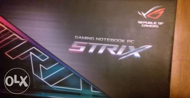 "ASUS ROG Strix GL502VM 15.6"" G-SYNC VR Ready Gaming Laptop 1060M GTX التجمع الخامس -  1"
