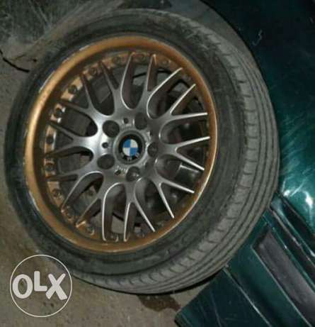 جنط bbs rs740 bmw original