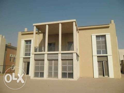 Villa for sale in the highest compound in Sheikh Zayed