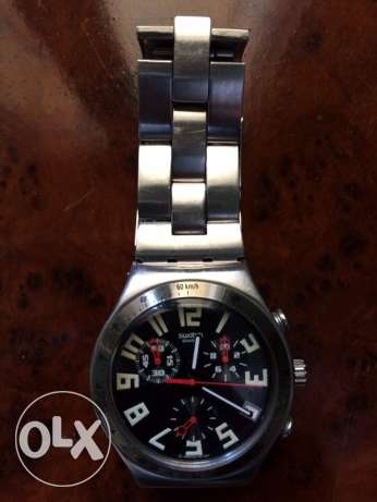 original Swatch hand watch
