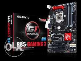 MP GB P85-Gaming-3 Socket 1150