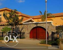 Villa located in New Cairo for sale 525 m2, Up Town Cairo