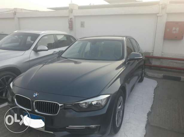 BMW 316 model 2015 Luxury