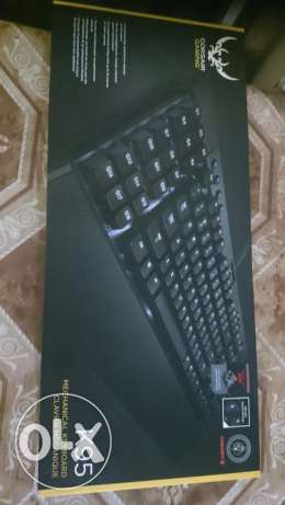 Corsair k95 full mechanical keyboard الهرم -  1