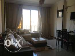 Flat in Inter-tal area, near Mamsha, with a sw. pool, 110m, 2 bedr