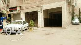 Package car for sale in a private shop-garage at Saba Pasha