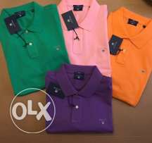 original gant polos from usa for only 650 LE