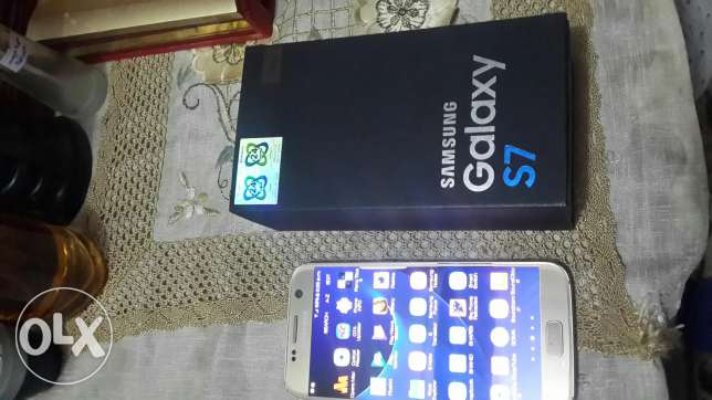 S7 g930f gold 32gb one sim المنصورة -  8