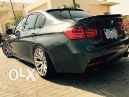 335i Luxury '13 (390 HP)