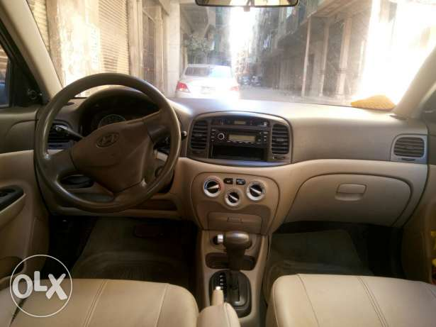 Hyundai new accent automatic طنطا -  6