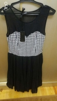 Dress Guess from Dudai new collection rong size