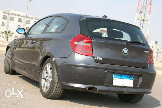 BMW 116i Coupe | 2009 | Highline | Gray