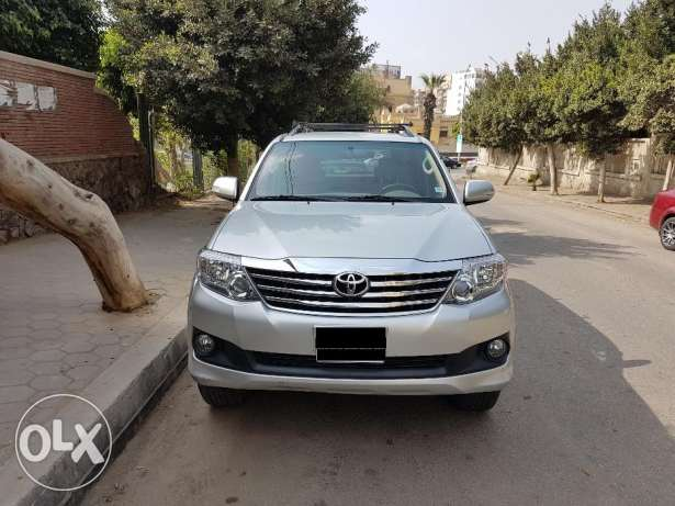 Toyota Fortuner for sale 2013 (35,000km)