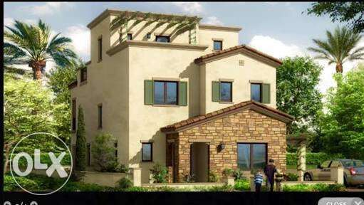 Twin house for sale in Mivida parcel 19