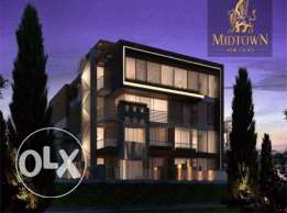 Pent house for sale in Midtown ميد تاون