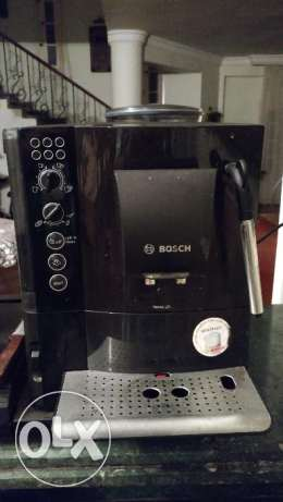 Bosch VeroCafe Automatic Bean to Cup espresso and coffee machine