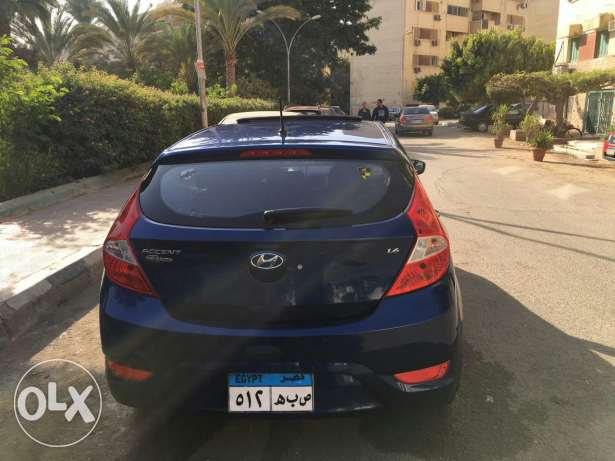 Hyundai Accent RP for sale بولاق -  5
