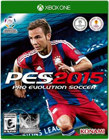 PES15 as new xboxone
