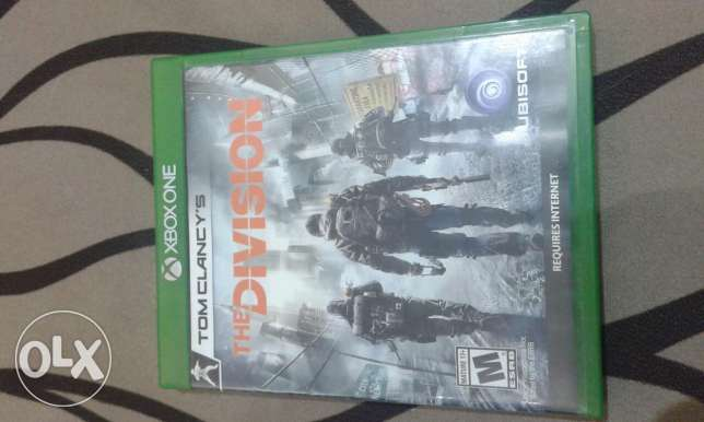 Xbox one game the division