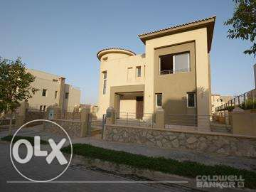 Villa located in 6 October for sale 640 m2, Palm Hills Bamboo Ext.