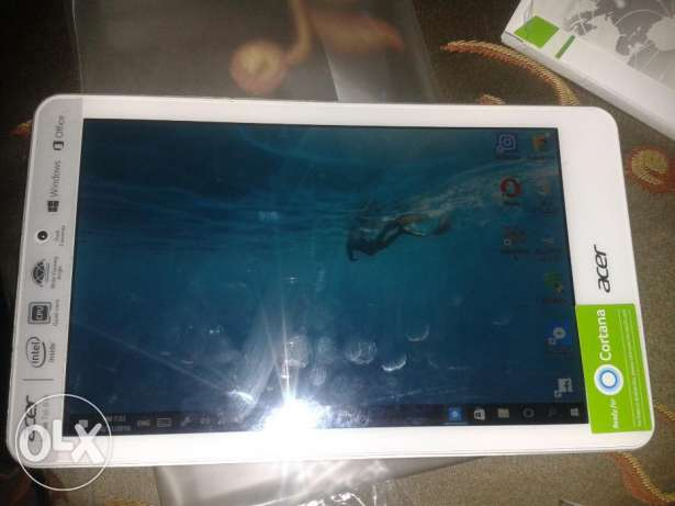 Acer Iconia Tab 8W in excellent conditions like new المرج -  7