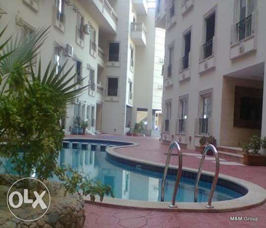 Apartment for long term rent in Arabia area of Hurghada.