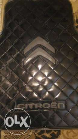 citroen car mat الزيتون -  1