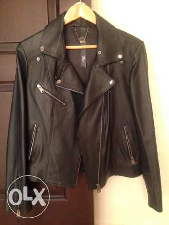 Leather Jacket for sale!