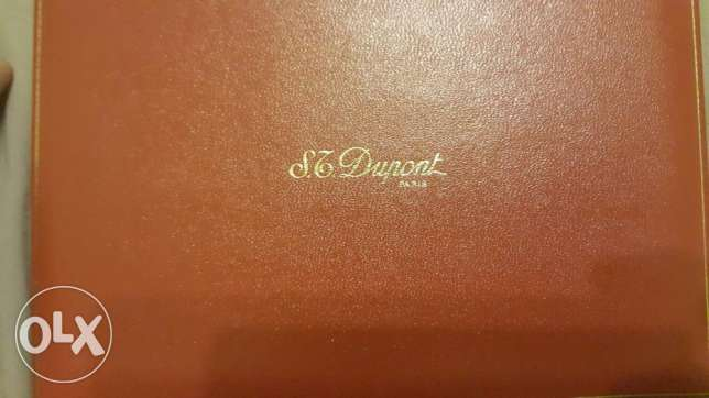 dupont gold plated set pen and large lighter القاهرة -  4