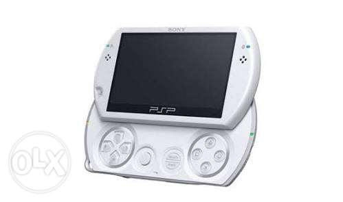 Psp go as new