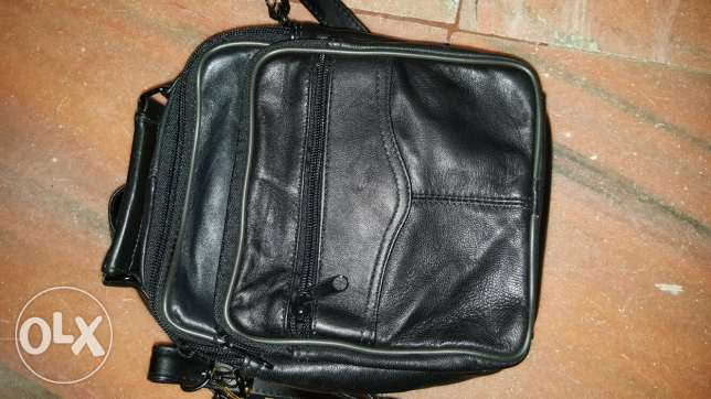 New , Guinine leather