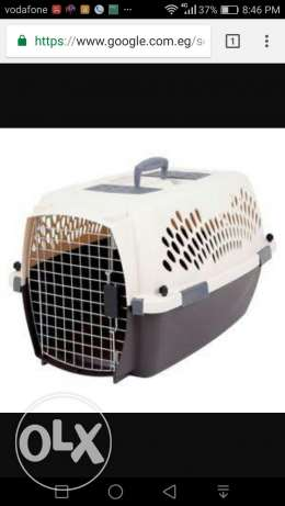 Dogs or cats cage. قفص كلاب أو قطط
