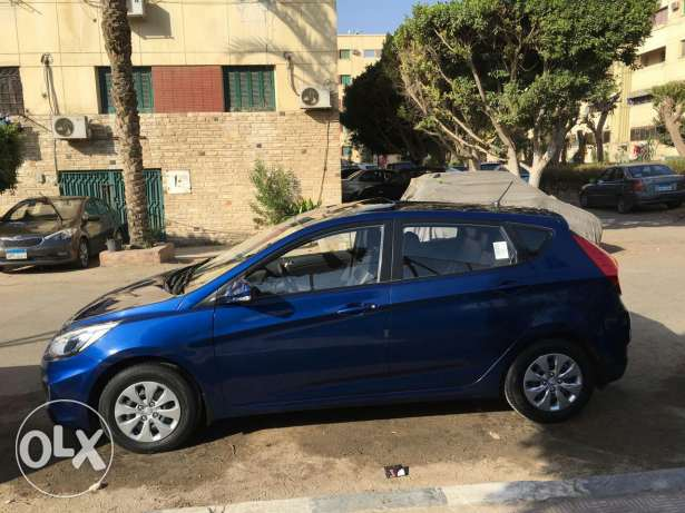 Hyundai Accent RP for sale بولاق -  4