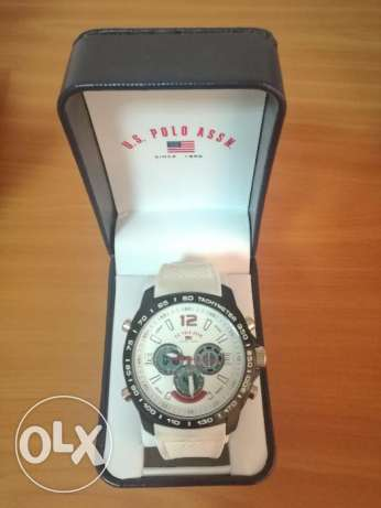 us polo watch for sale