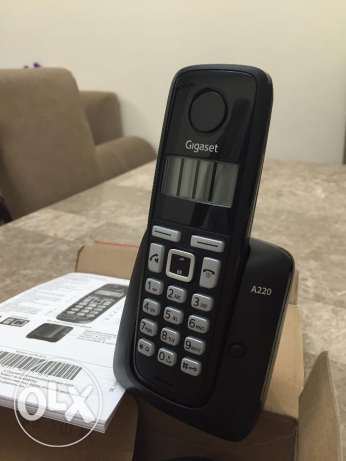 Siemens Gigaset A220 Cordless Phone from UAE