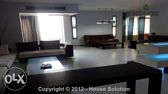Ultra Modern Furnished Apartment For Rent In Maadi_