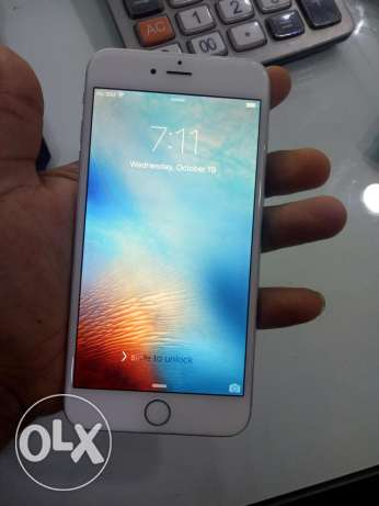 IPhone 6 plus 64g like newwww الزقازيق -  2