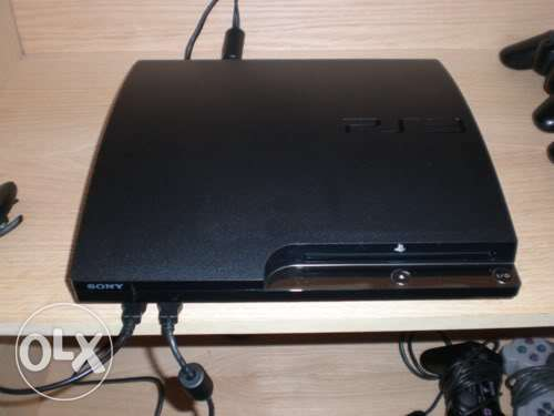 PlayStation 3 slim 160g العمرانية -  1
