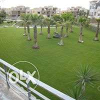 Apartment for rent ground floor in palm hills Bamboo 6 October city