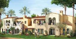 Twin house in mivida parcel 7 توين هاوس ميڤيدا