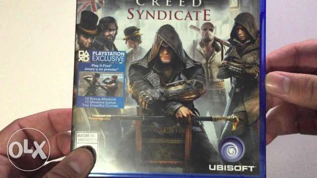 Assassin's creed sydicate