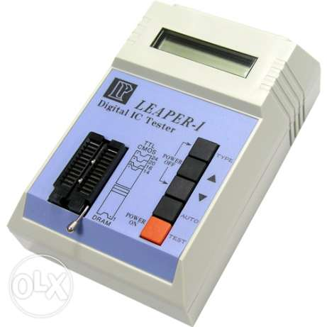 Leaper-1A Portable digital logic / driver IC tester made in Taiwan