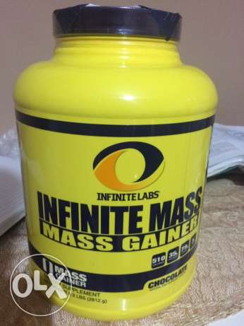 infinite mass gainer للبيع