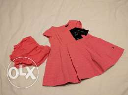 Tommy baby girl Clothes 3-6 new with tag