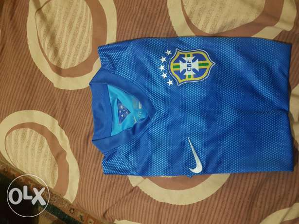 Brazil jersey (original and in excellent condition) used once or twice