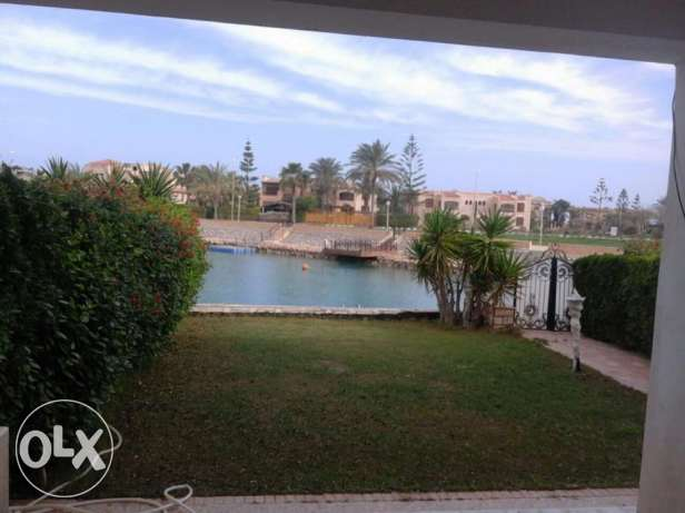 Villa For Sale in Marina 5 - First Row - 400 sqm