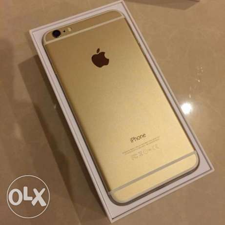 i phone 6 plus 128 GB gold from Kuwait الإسكندرية -  5