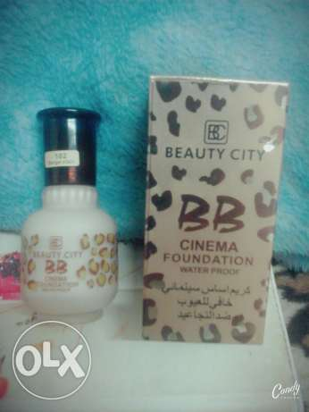 BB cinema foundation ( 102 beige clair )