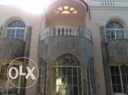 Villa in Nakheil compound near BUE in Ahsherooq with swimming pool